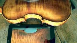 J.s Bach Bwv1005 LARGO after Jacob Stainer