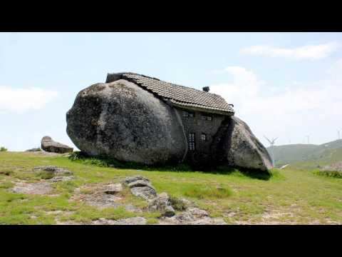 Stone House - Portugal | WOW | The Flintstones House