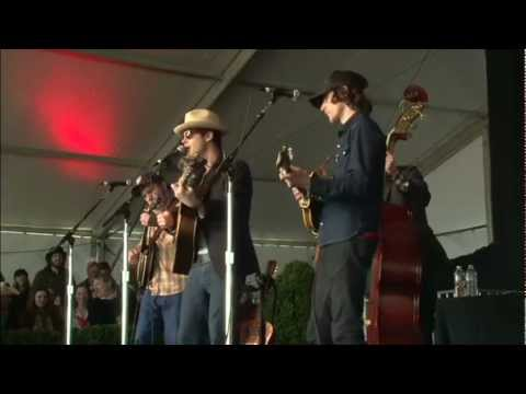 Old Crow Medicine Show I Wanna Dance With Somebody Whitney