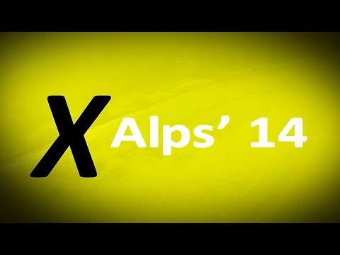 Go Pro Xalps Wimpie Malan August 2014