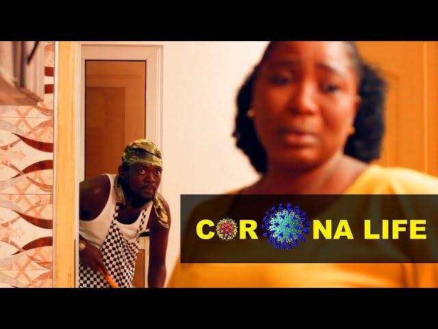 Corona Life - Episode 14 - The Great Search | TV/WEB SERIES GHANA