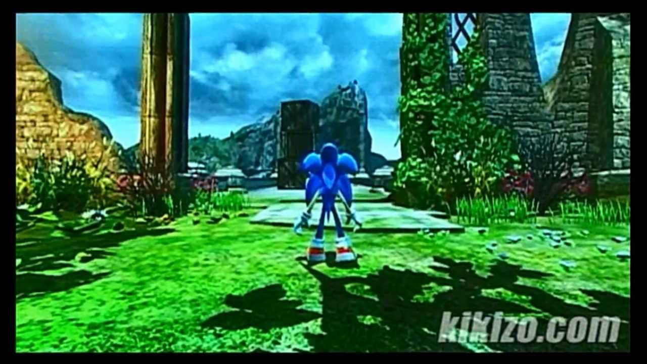 Sonic The Hedgehog 2006 Lost Complete Build Of Xbox 360 Playstation 3 Platformer 2006 The Lost Media Wiki