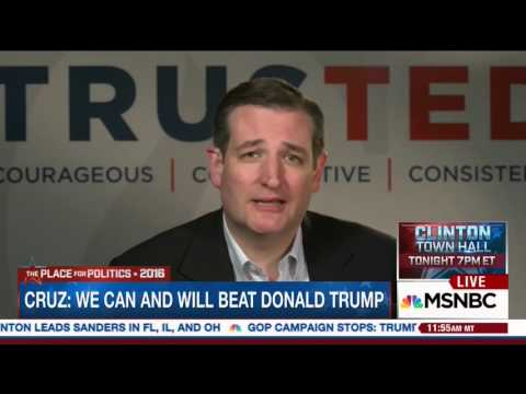 Ron Nehring on MSNBC | March 14, 2016 | Ted Cruz for President