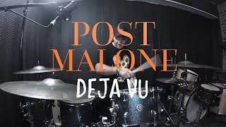 Download Post Malone - Deja Vu - Drum Cover MP3 song and Music Video