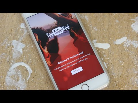 YouTube RED Overview - How To Play Videos in Background and Save Offline