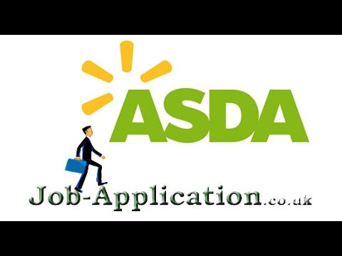 Asda Job Application Process Online