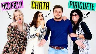TIPOS DE CUNHADAS feat. MINHA FAMÍLIA   Amanda Domenico