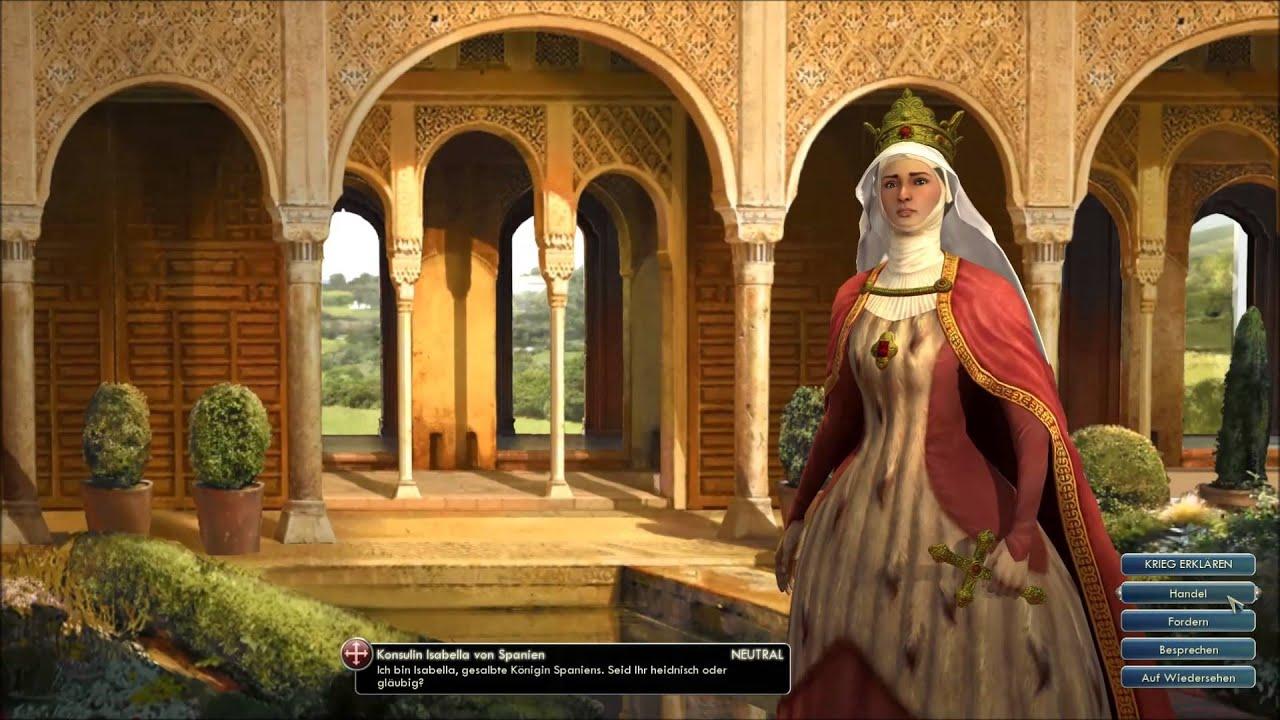 Die Renaissance Königreiche