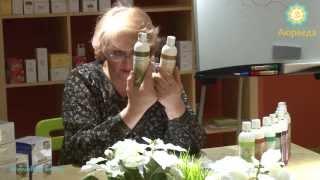 видео Аюрведическое масло для волос и шампунь из индийских трав Comex