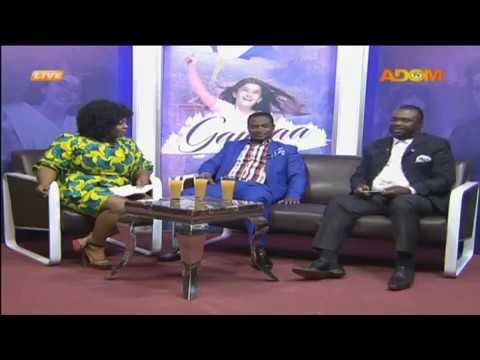 Gangaa Chat Room - Adom TV (25-4-18)