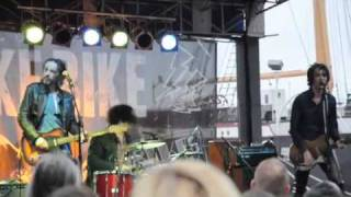 Jon Spencer  Blues Explosion - Burn It Off - Bicycle Film Fest 2009 (NYC)