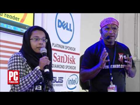 """PC Magazine's """"How to Buy"""" Event at GITEX Shopper 2015"""