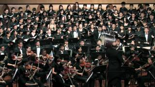 Carmen: March of Toreadors • NAFA Choir & Orchestra conducted by Volker Hartung