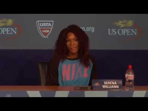 2011 US Open Press Conferences: Serena Williams