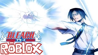 ROBLOX Bleach Soul Of End (Roblox Bleach) || THE POWER OF A QUINCY!