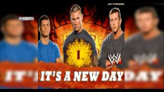 "WWE: ""It's A New Day"" (The Legacy) Theme Song + AE (Arena Effects)"