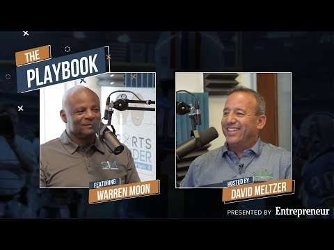 Warren Moon - Journey Less Traveled to the Hall of Fame   The Playbook #001