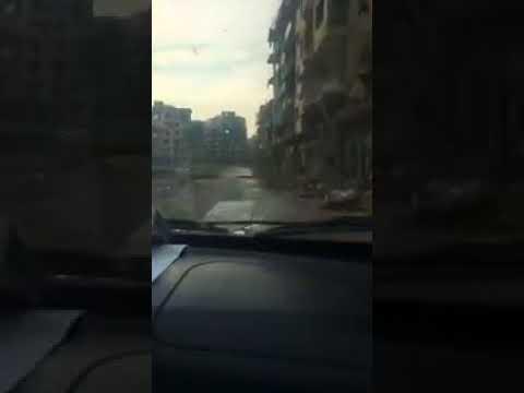 Syrien Mai 2018: Impressionen aus Homs / Musik