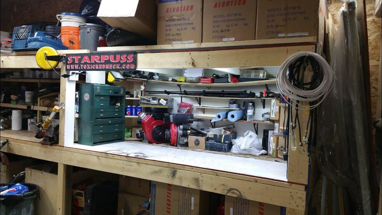 Workbench Lighting - Evaluate Hardware
