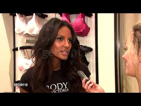 Emanuela de Paula's interview for Victoria's Secret: part 2