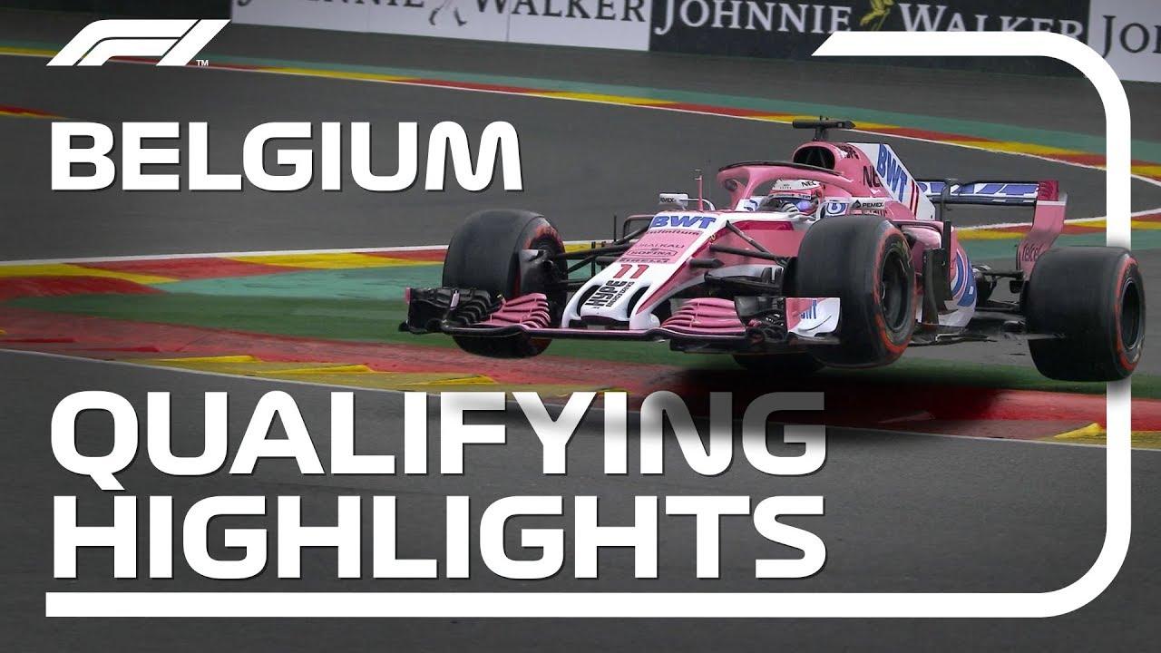 Download 2018 Belgian Grand Prix: Qualifying Highlights