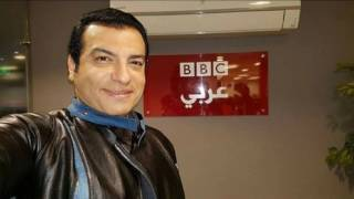 ايهاب توفيق / برنامج دردشه ليليه علي بي بي سي 2017