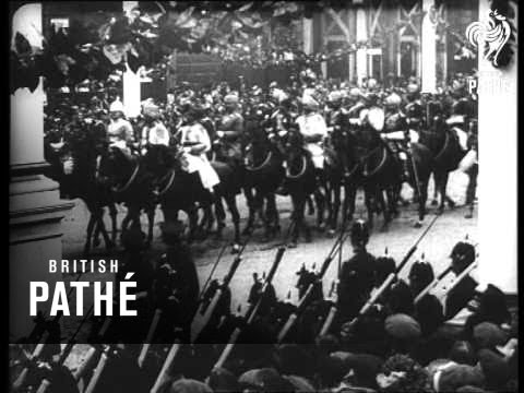 Coronation Of His Majesty King George V (1911)