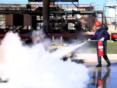 Industrial Fire Brigades: Portable Fire Extinquishers 2 from Action Training Systems