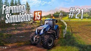 Farming Simulator 15: Моя прелесть! #21