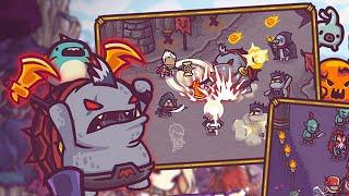 Tiny Guardians: Ashen Grounds - 3 stars Walkthrough Gameplay