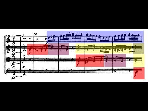 Brilliant Monothematic Sonata Form in the Finale of Haydn's Op. 74 No. 1 Quartet in C Major