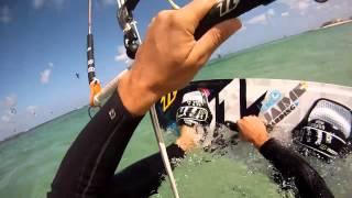 kitesurf gopro fuerteventura