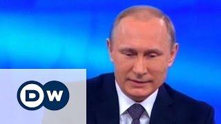 Шоу Путина - разбор почти по Фрейду (16.04.2015)