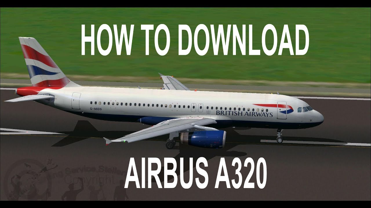 How to download & install Aerosoft Airbus a320 Extended free for fsx