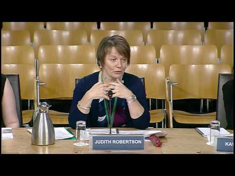 Equalities and Human Rights Committee - Scottish Parliament: 19th January 2017