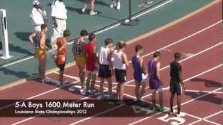 running tips for 1600 meter