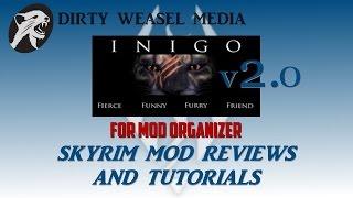 Inigo v2.0 Update Installation for Mod Organizer