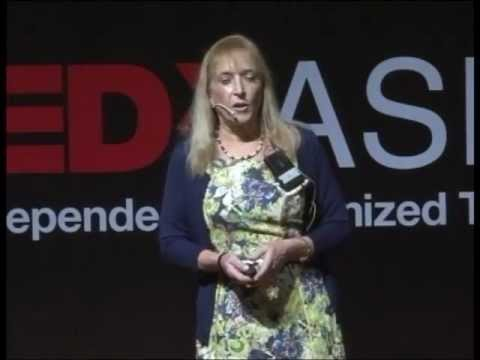 Video Game MODEL for Motivated Learning : Dr. Judy Willis at TEDxASB