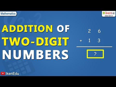 Mathematics: Addition of 2 digits
