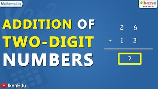 Mathematics: Addition of 2 digits