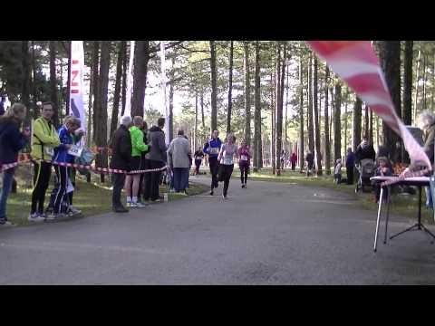 Zandenplasloop 2013 Nunspeet Finish 5km HD met ondertiteling
