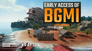 Battleground Mobile India is Here | First Look😍 - Early Access