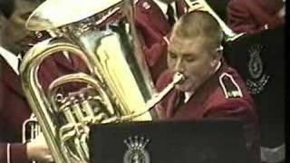 Concord band & Cole Bennett BBb solo Allegro Spiritoso