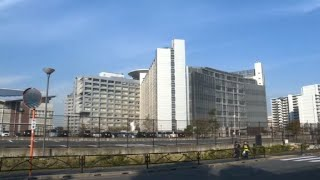 Tokyo Detention Centre where Carlos Ghosn is being held