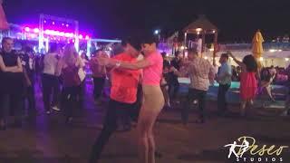 Serena Cuevas & Nery Garcia Salsa Dancing on ADC 2018 - World's Largest Latin Dance Cruise