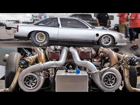 Street Outlaws JOHN DOE Twin Turbo Build DEBUT!