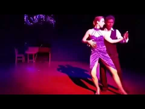 Tango Performance - Jane Solomon & Winston Veerender