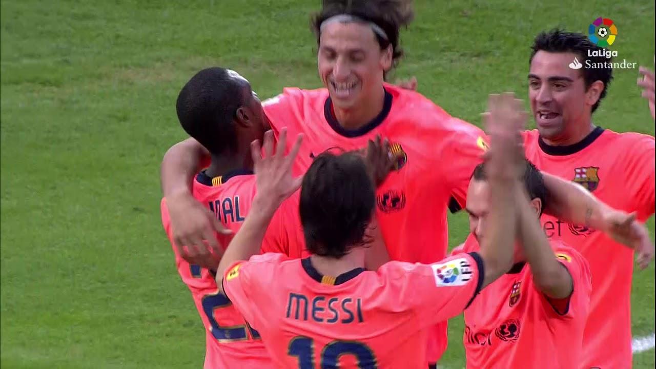 Resumen De Getafe Cf Vs Fc Barcelona 0 2 2009 2010 Ghana Latest Football News Live Scores Results Ghanasoccernet