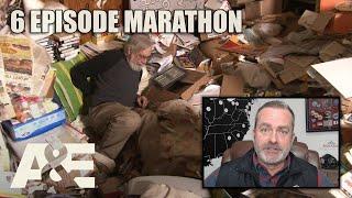 Hoarders: Top Episodes MARATHON - Binge Them w/ Cory Chalmers! | A&E