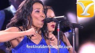 Rod Stewart -  Proud Mary (cover) - Festival de Viña del Mar 2014 HD